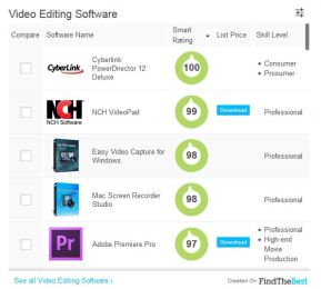 find-the-best-video-editing-software