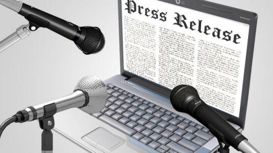News Release Link Building