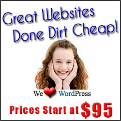 Compare web design prices