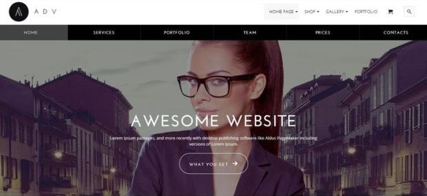 WordPress Themes on Pinterest